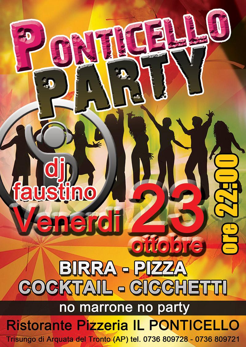 ponticello-party
